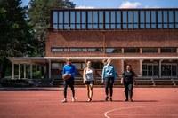 Opiskelijatarina: Liikuntapsykologian perusopinnot toimivat sysäyksenä hakeutua liikunta-alalle opiskelemaan