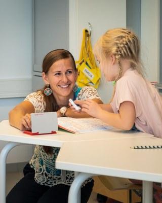 Varhaiskasvatuksen opettajakoulutus alkaa - vielä ehdit suorittaa kasvatustieteen perusopinnot!