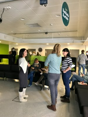 Erasmus-yhteistyössä avattiin suomalaisen opetussuunnitelman erityispiirteitä