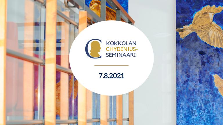 Kokkolan Chydenius-seminaari 2021