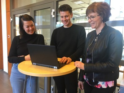 Liiketoiminnan maisteriohjelma jatkuu Kokkolassa  - syksyllä aloittaa 35 uutta kauppatieteiden maisteriopiskelijaa