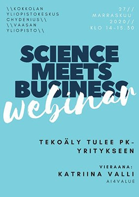 Science meets Business