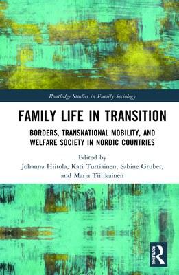 Uusi julkaisu ylirajaisesta perhe-elämästä Pohjoismaissa