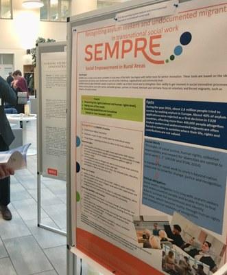 Posteripalkinto SEMPRE-hankkeelle