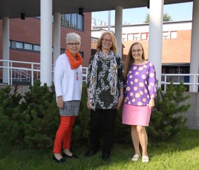 Marjaana, Leena ja Kati / SPISEY