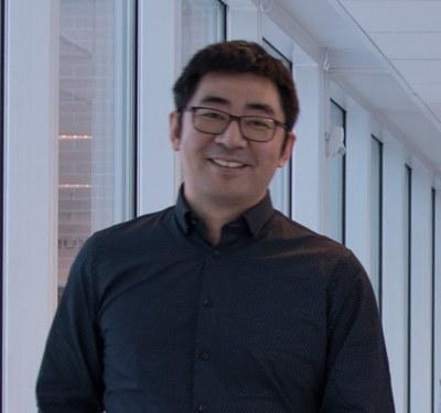 Jiachen Dong vuoden aikuisopiskelija
