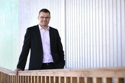 Tomi J. Kallio Vaasan yliopiston liiketoiminnan kehittämisen professoriksi Kokkolaan