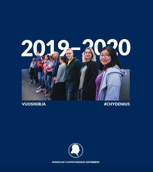 Uusi vuosikirjamme on ilmestynyt!