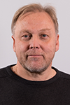 Hakala Ismo, professori/Professor, vt. johtaja/acting Director