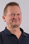 Niskala Asko, vahtimestari/Maintenance Manager
