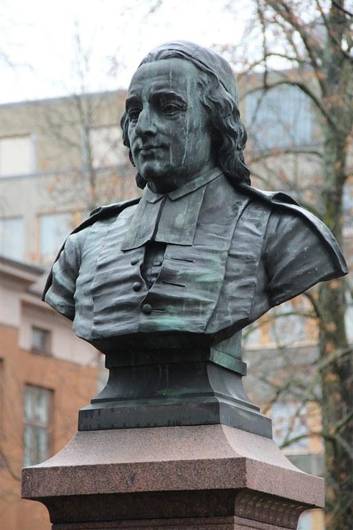 Anders Chydenius rintakuva